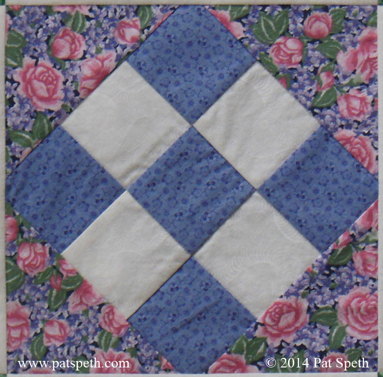 Free Quilt Block Design Program : How To Make Nine Patch Blocks - Free Software and Shareware - backupwin